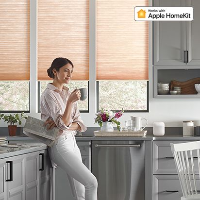 Apple homekit speaker in kitchen