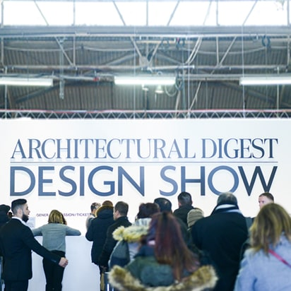 Architectural Digest Design Show photo by Matthew Carasella