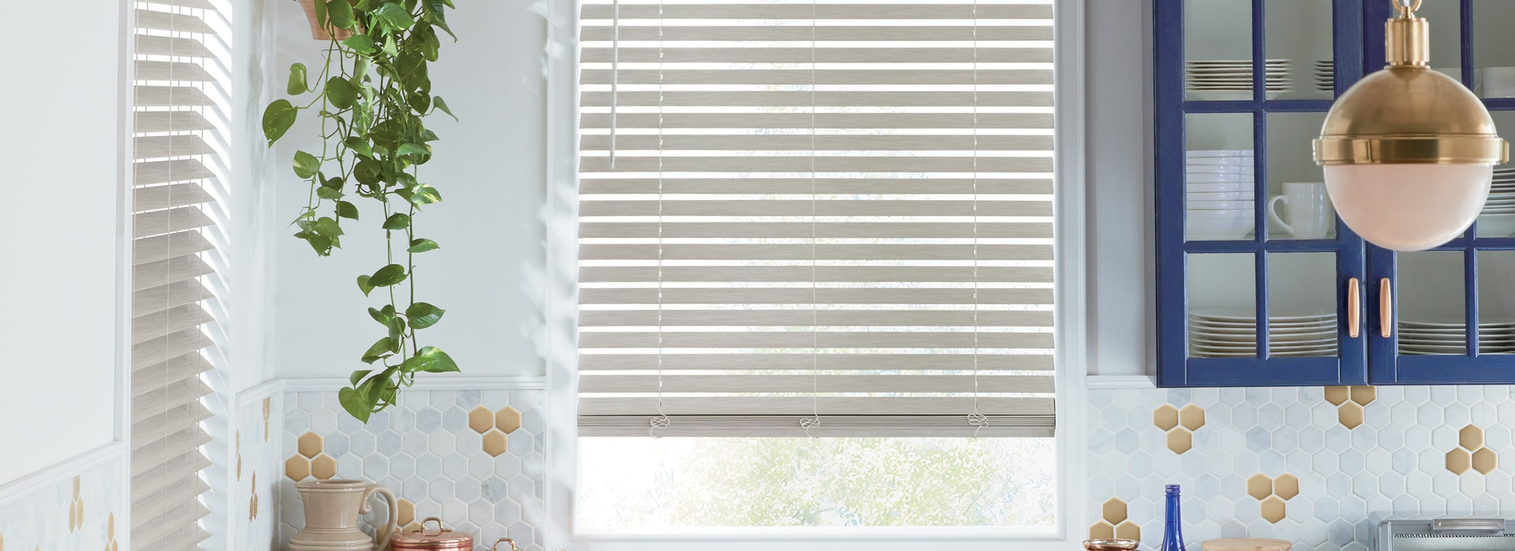 Faux Wood Blinds Everwood 174 Blinds Hunter Douglas