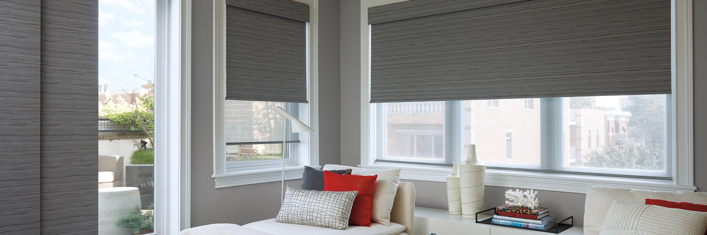 news hunter window douglas dressed blinds douglass the well coverings superior automated