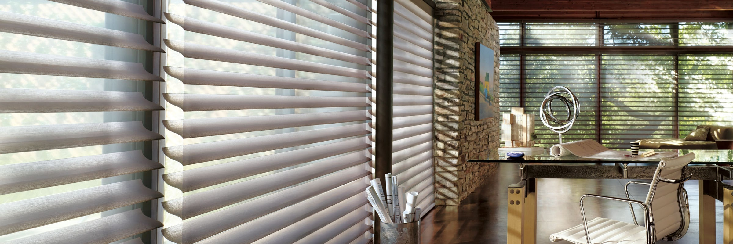 services pirouette well window douglass products shadings kelowna the shutters dressed blinds hunter douglas sheers