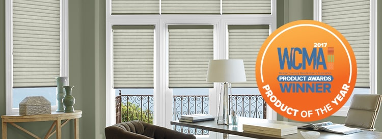 Light filtering in Elan® Pearl Gray - Sonnette