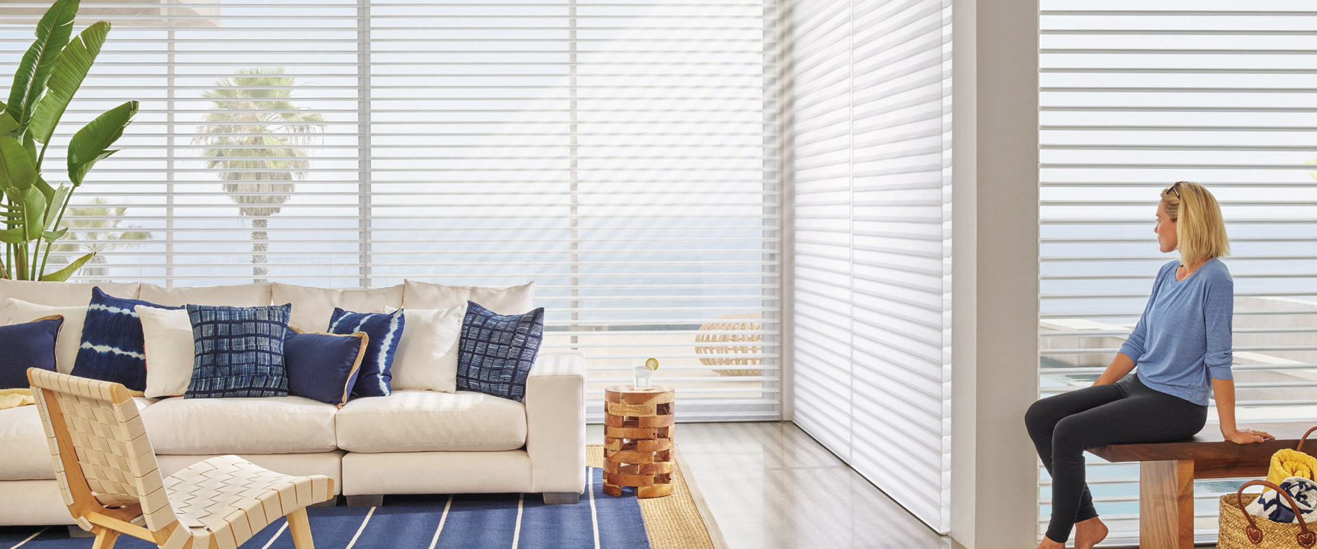 Window Treatments Blinds Shades Amp Shutters Hunter Douglas