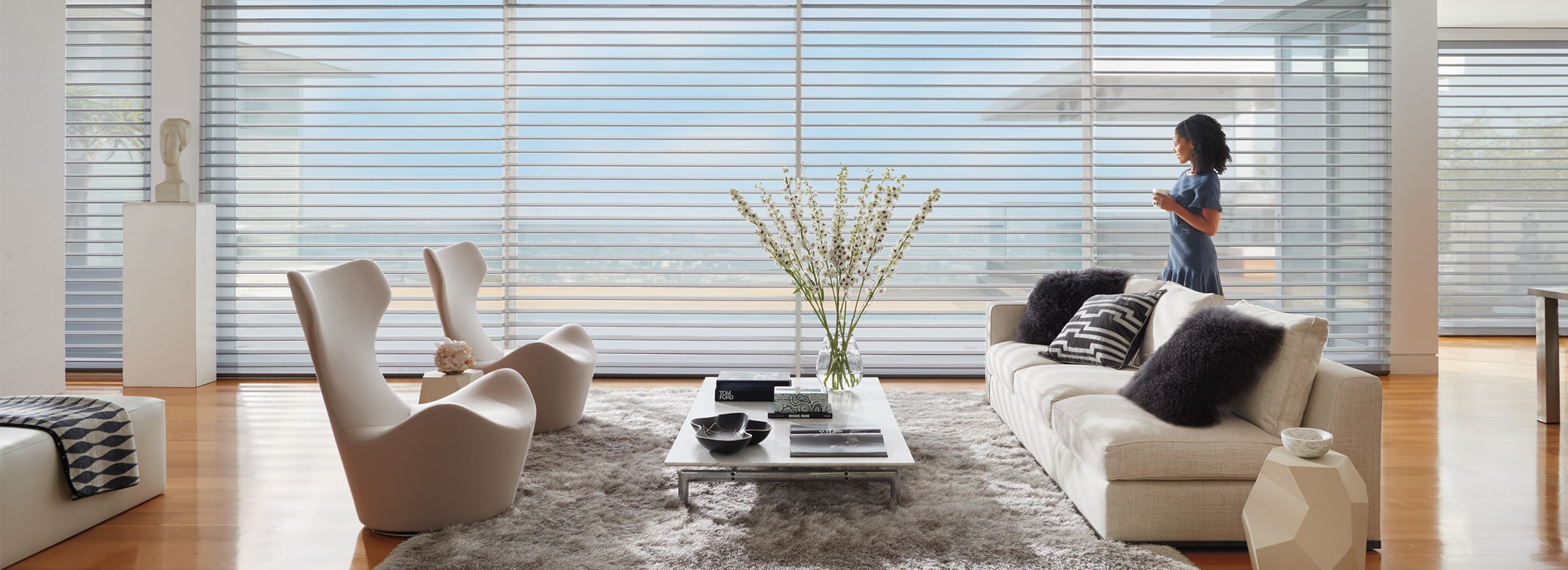 Window Sheers Sheer Blinds Silhouette 174 Hunter Douglas