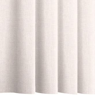 Vertical blinds closeup