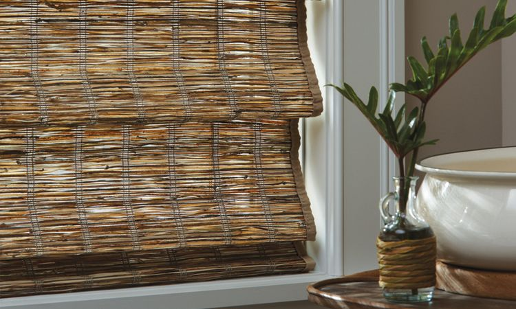 Different styles of roman shades - Hobble - Provenance