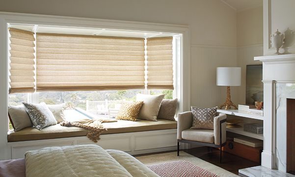 The Best Window Treatments for Bay Windows