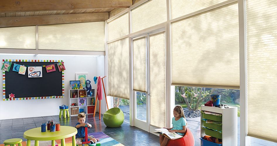 Captivating Honeycomb Shades For Kids Room ...