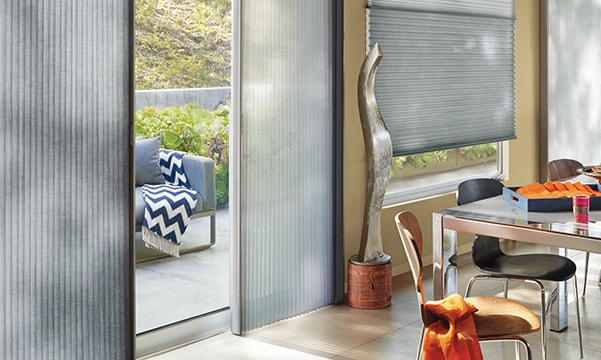 Duette Architella on Sliding Glass Doors