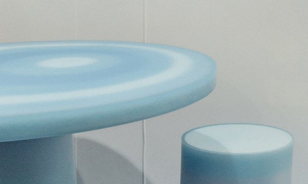Facture Studio resin furniture