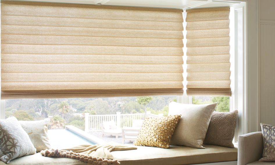 Provenance 174 Woven Wood Shades Blinded By Delight