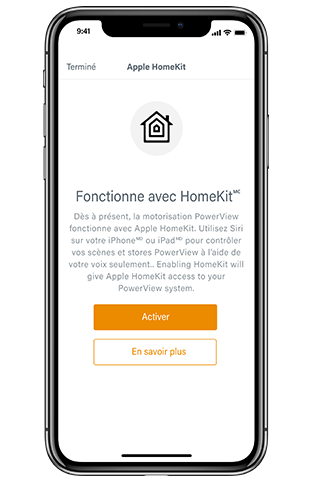 Apple HomeKit en iPhone
