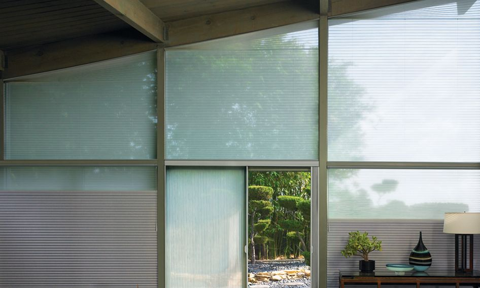 Specialty Shaped Window Treatments Hunter Douglas