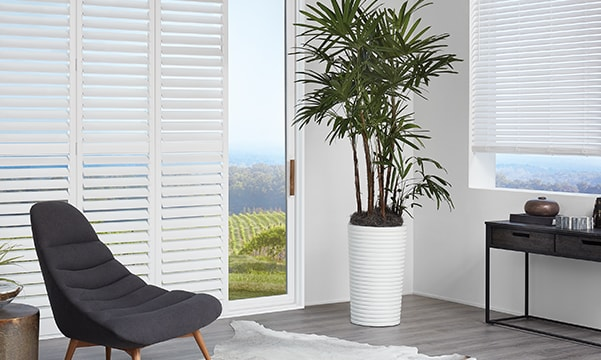 EverWood Alternative Wood Blinds & NewStyle Hybrid Shutters