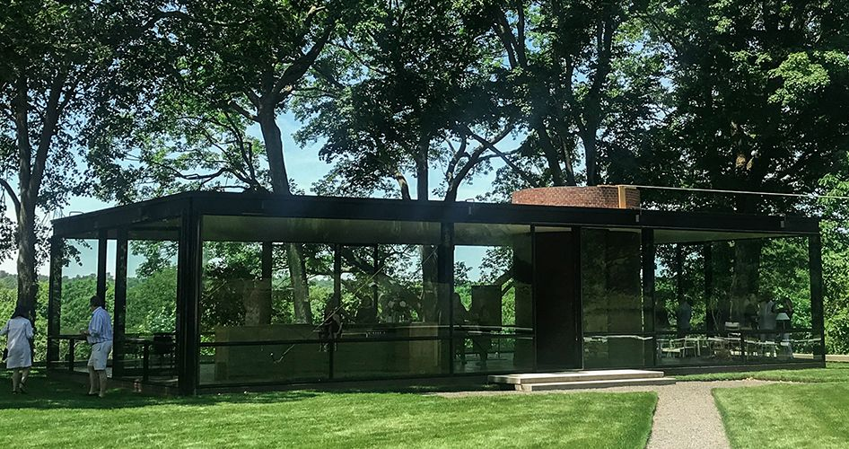 Philip Johnson Glass House 70th Anniversary