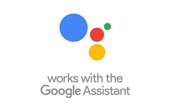 PowerView works with Google Assistant
