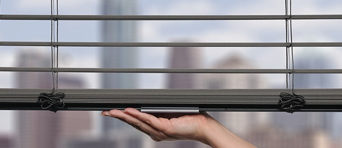 Metal Window Blinds | Aluminum Blinds | Hunter Douglas