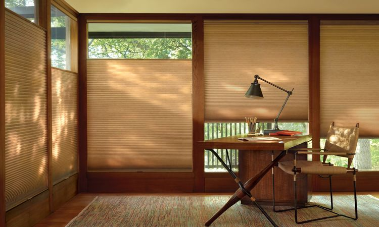 Privacy shades - Top Down Bottom Up - Duette