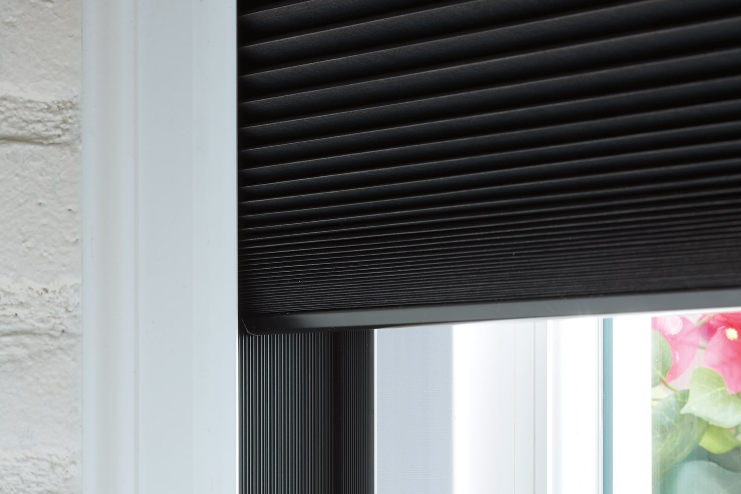 Lightlock Darkness Window Shade System Hunter Douglas