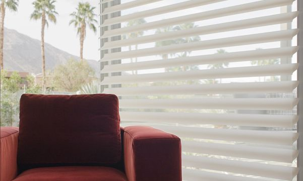 Hunter Douglas' Silhouette ClearView™ shadings