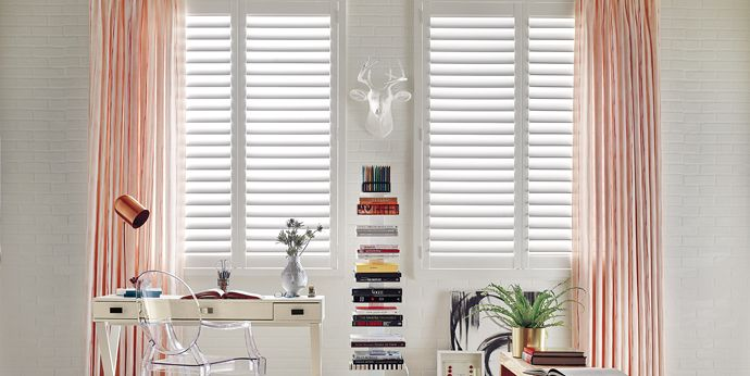 Shutters with Design Studio Side Panels