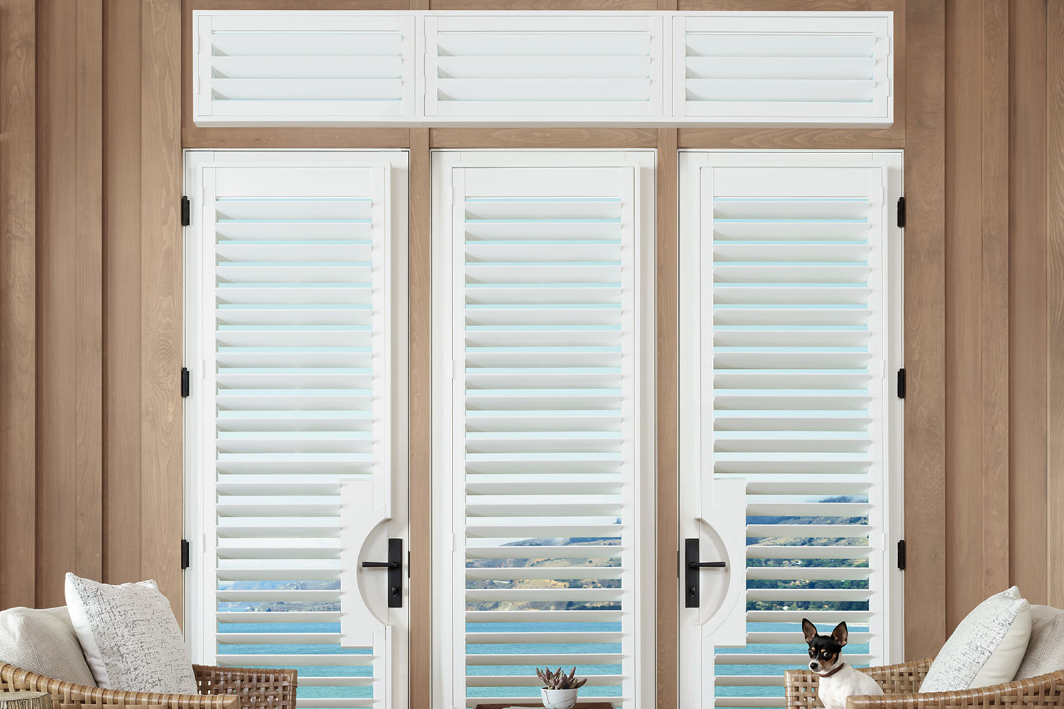 Quality Engineered - Palm Beach™ Polysatin™ Shutters