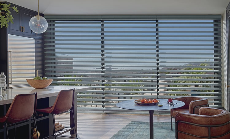 Pirouette Window Shadings with ClearView