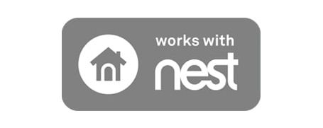 PowerView works with Nest®