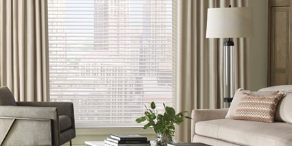 Window Shadings with Design Studio Drapery