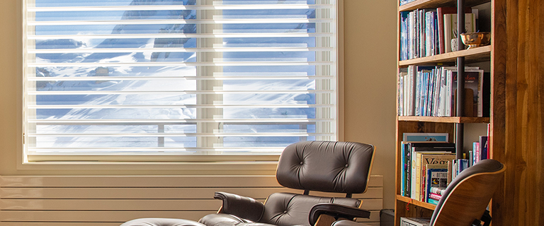 Silhouette ClearView with see-through fabric