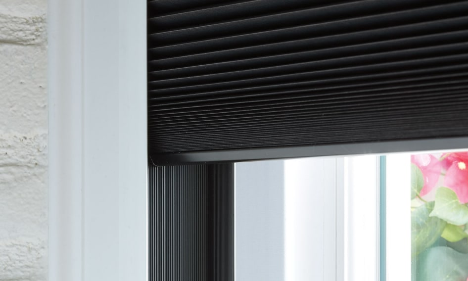Duette Honeycomb Shades with the LightLock™
