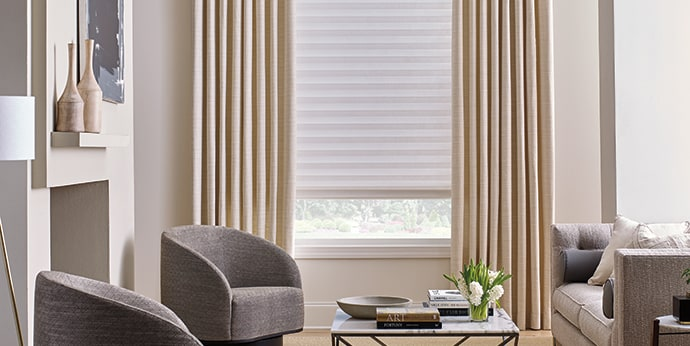 Solera Soft Shades with Design Studio Side Panels