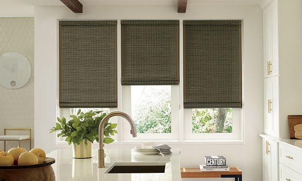 woven woods shades