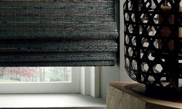 woven woods window treatments