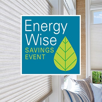 Energy Wise Savings Event Banner