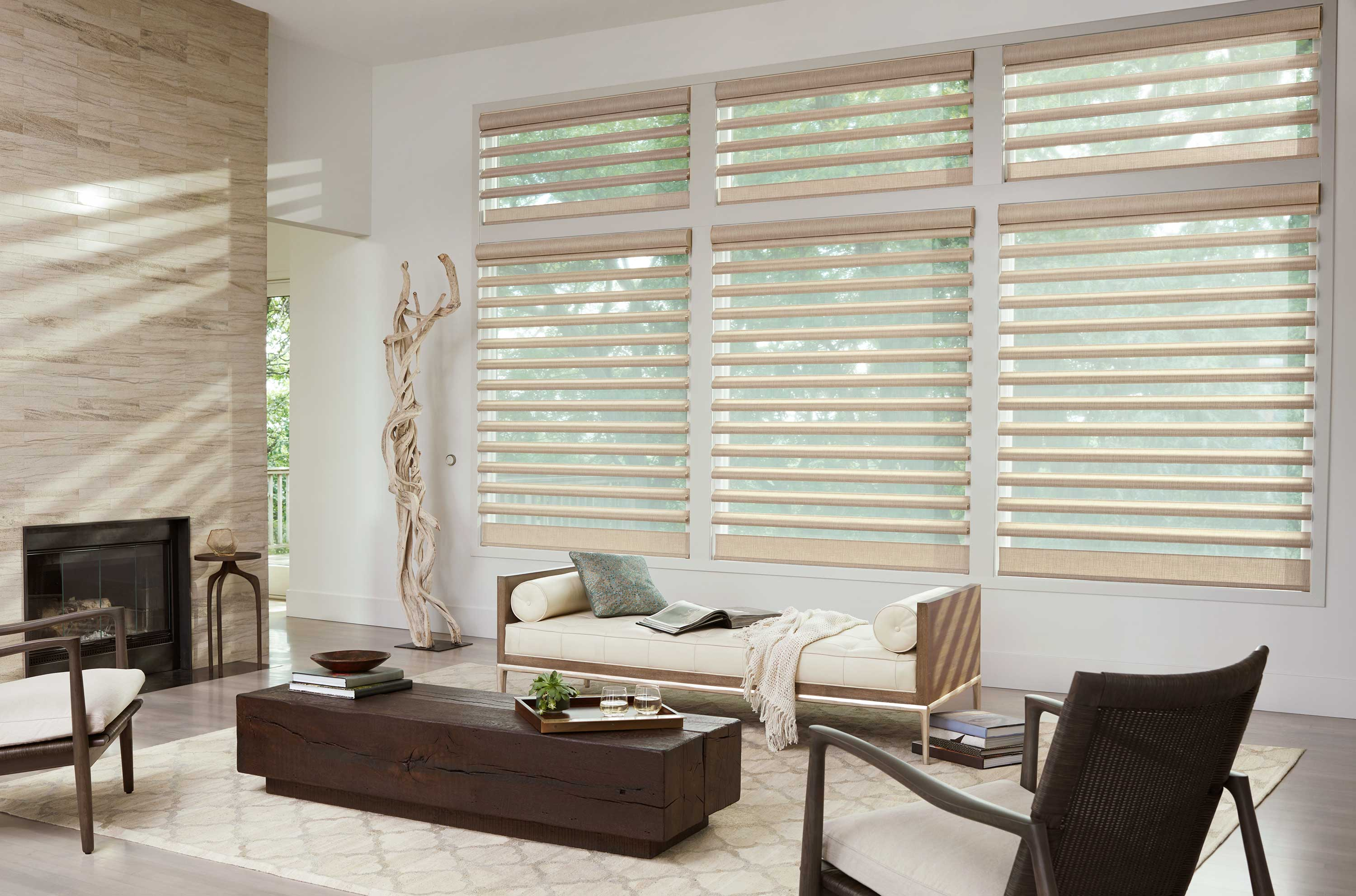 materials douglass universal building hunter douglas blinds