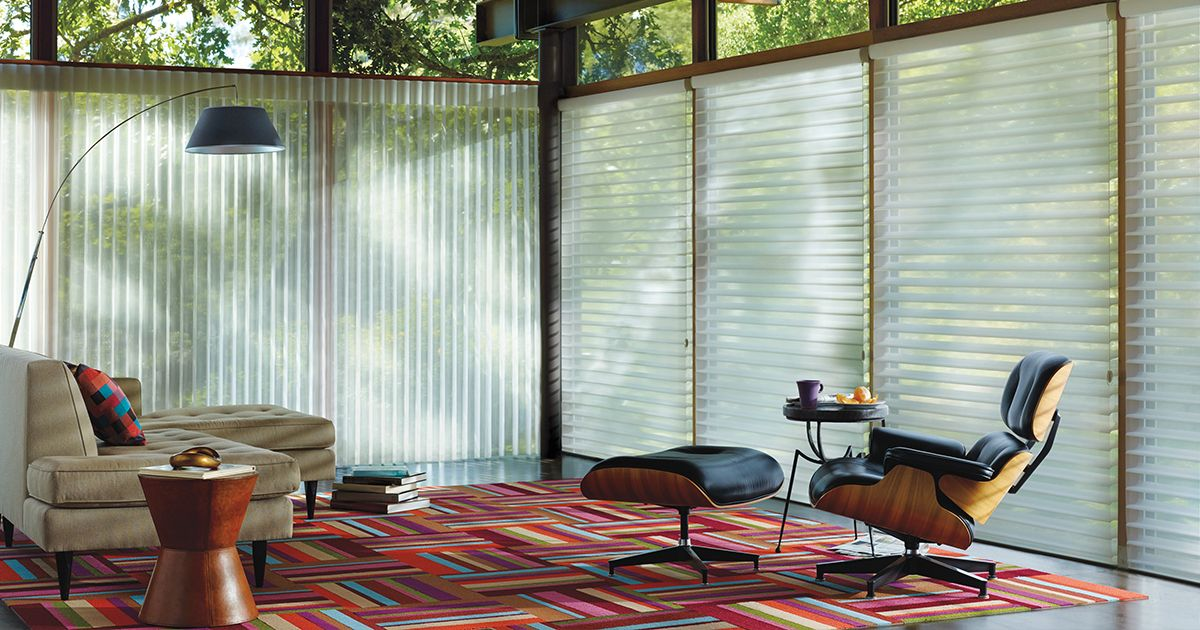 Best Living Room Window Treatments Blinds