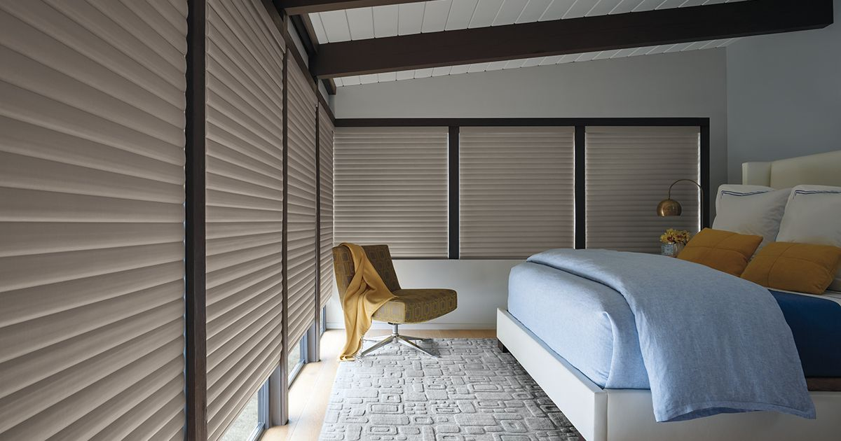 Room Darkening Blinds Blackout Shades Hunter Douglas