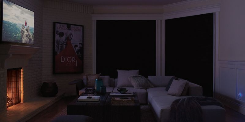 LightLock Blackout Shade System