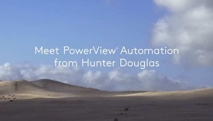 PowerView video banner