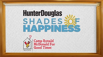 Shades of happiness video banner