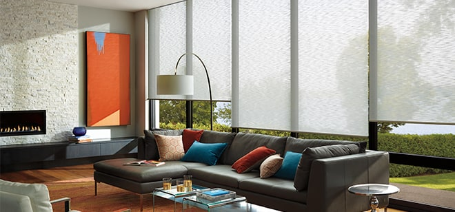 Ultraviolet Protection in Retreat Pure - Alustra Woven Textures