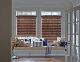 EverWood<sup>&amp;reg;</sup> Alternative Wood Blinds