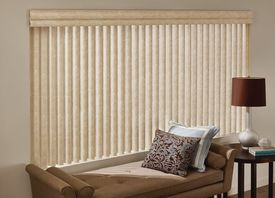 Cadence<sup>&amp;reg;</sup> Soft Vertical Blinds