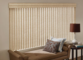 Cadence<sup>&reg;</sup> Soft Vertical Blinds