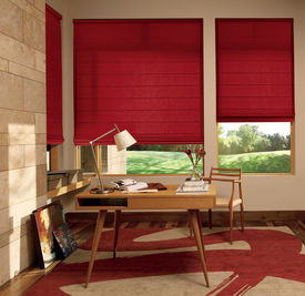 Design Studio<sup>&trade;</sup> Roman Shades