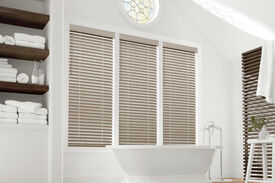 EverWood<sup>&reg;</sup> Alternative Wood Blinds