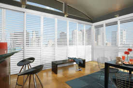 NewStyle<sup>&amp;reg;</sup> Hybrid Shutters