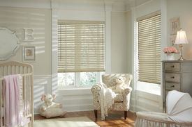 Parkland<sup>&amp;reg;</sup> Wood Blinds