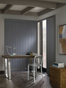 Somner<sup>&reg;</sup> Custom Vertical Blinds